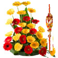 Flowers to Chennai, Rakhi Flowers to Hyderbad
